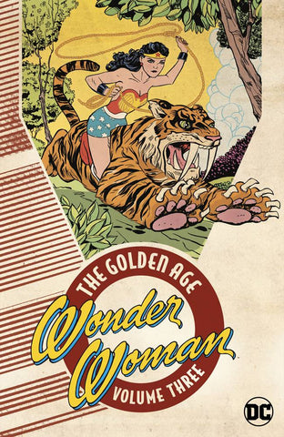 WONDER WOMAN THE GOLDEN AGE TP VOL 03 - Packrat Comics