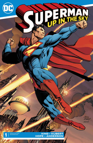 SUPERMAN UP IN THE SKY #1 (OF 6) - Packrat Comics