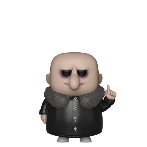 POP MOVIES ADDAMS FAMILY UNCLE FESTER VINYL FIGURE
