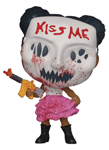 POP MOVIES PURGE FREAK BRIDE VINYL FIG - Packrat Comics