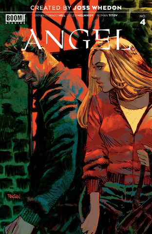 ANGEL #4 CVR A MAIN PANOSIAN - Packrat Comics