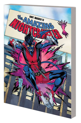 AGE OF X-MAN AMAZING NIGHTCRAWLER TP - Packrat Comics