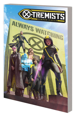 AGE OF X-MAN X-TREMISTS TP - Packrat Comics