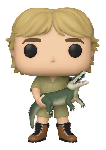 POP TV CROCODILE HUNTER STEVE IRWIN VIN FIGURE (C: 1-1-2)