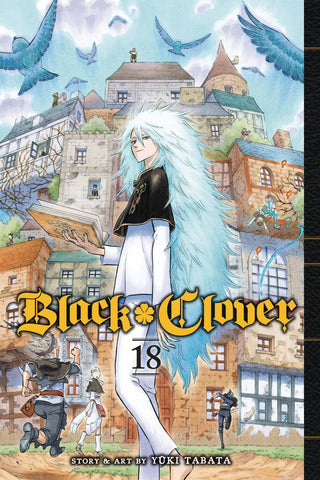 BLACK CLOVER GN VOL 18
