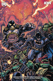 BATMAN TEENAGE MUTANT NINJA TURTLES III #6 (OF 6) VAR ED