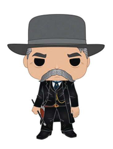 POP MOVIES TOMBSTONE VIRGIL EARP VINYL FIGURE - Packrat Comics