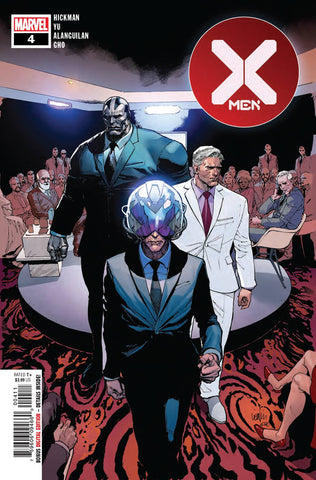X-MEN #4 DX - Packrat Comics