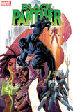 BLACK PANTHER #19 WEAVER VAR