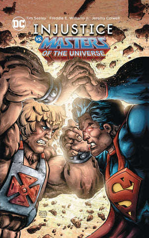INJUSTICE VS THE MASTERS OF THE UNIVERSE TP - Packrat Comics