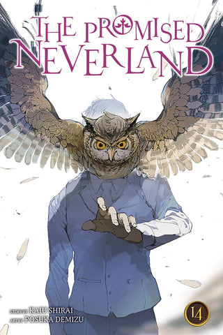PROMISED NEVERLAND GN VOL 14 - Packrat Comics