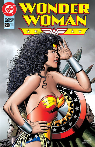 WONDER WOMAN #750 1990S VAR ED (NOTE PRICE)