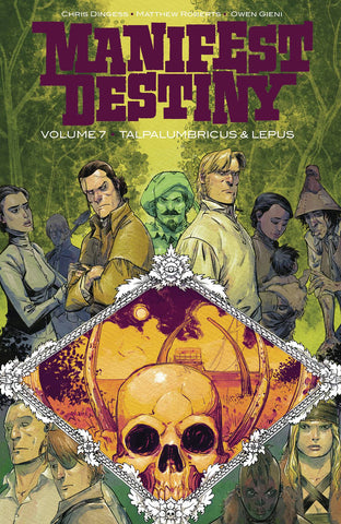 MANIFEST DESTINY TP VOL 07 (MR) - Packrat Comics