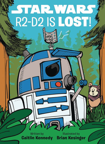 STAR WARS R2-D2 IS LOST HC