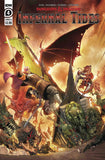 DUNGEONS & DRAGONS INFERNAL TIDES #4 (OF 5) CVR A DUNBAR (C: