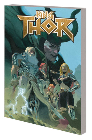 KING THOR TP - Packrat Comics
