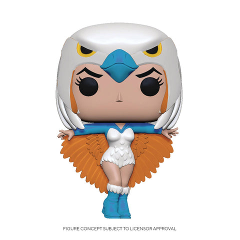 POP ANIMATION MOTU SORCERESS VINYL FIGURE (C: 1-1-1)