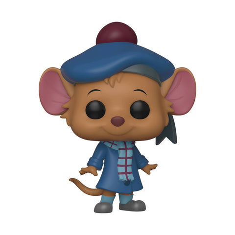 POP DISNEY GREAT MOUSE DETECTIVE OLIVIA VINYL FIG (C: 1-1-2) - Packrat Comics