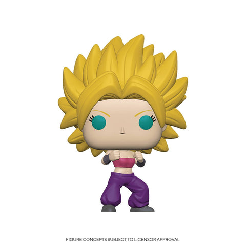 POP ANIMATION DRAGON BALL SUPER CAULIFLA VIN FIG (C: 1-1-2)