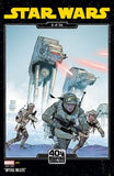 STAR WARS #4 SPROUSE EMPIRE STRIKES BACK VAR