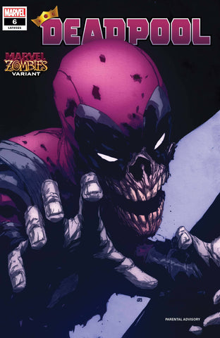 DEADPOOL #6 PHAM MARVEL ZOMBIES VAR