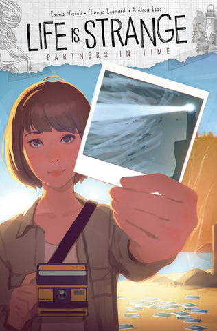 LIFE IS STRANGE PARTNERS IN TIME #1 CVR A KUSHINOV (RES) (MR