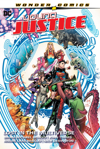 YOUNG JUSTICE HC VOL 02 LOST IN THE MULTIVERSE - Packrat Comics