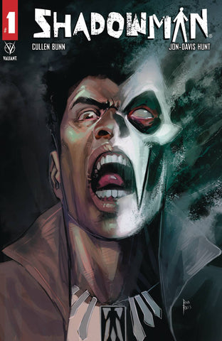 SHADOWMAN (2020) #1 CVR B REIS (RES) - Packrat Comics