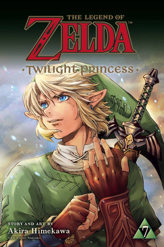 LEGEND OF ZELDA TWILIGHT PRINCESS GN VOL 07 - Packrat Comics