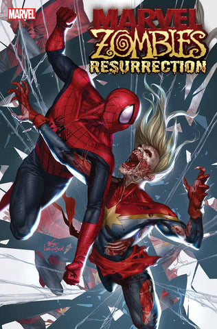 MARVEL ZOMBIES RESURRECTION #4 (OF 4) - Packrat Comics