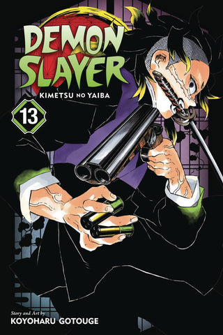DEMON SLAYER KIMETSU NO YAIBA GN VOL 13