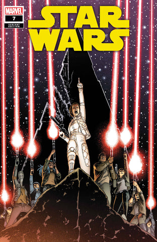 STAR WARS #7 KUDER VAR - Packrat Comics