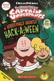 CAPT UNDERPANTS COMIC READER #1 HAUNTED HACKAWEEN