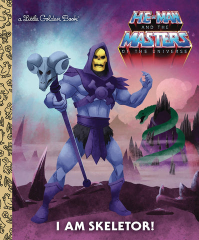 I AM SKELETOR LITTLE GOLDEN BOOK (C: 1-1-0) - Packrat Comics