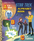 STAR TREK ALPHABET BOOK LITTLE GOLDEN BOOK (C: 0-1-0)