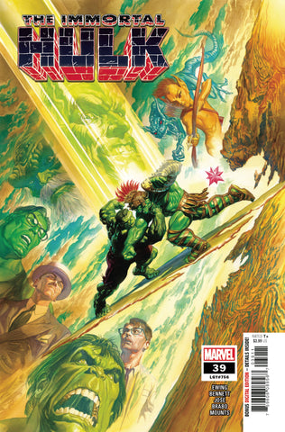 IMMORTAL HULK #39 - Packrat Comics
