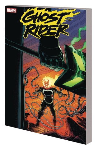 GHOST RIDER TP VOL 02 HEARTS OF DARKNESS II - Packrat Comics