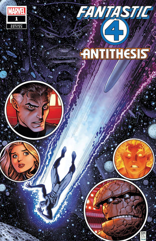 FANTASTIC FOUR ANTITHESIS #1 (OF 4) ART ADAMS VAR - Packrat Comics