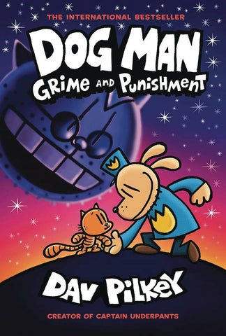 DOG MAN GN VOL 09 GRIME & PUNISHMENT - Packrat Comics