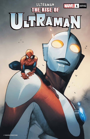 RISE OF ULTRAMAN #1 (OF 5) COIPEL SPIDER-MAN VAR