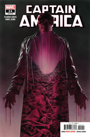 CAPTAIN AMERICA #24 - Packrat Comics