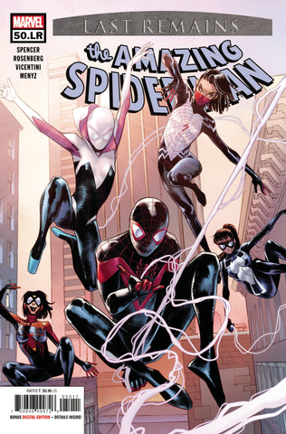 AMAZING SPIDER-MAN #50.LR - Packrat Comics