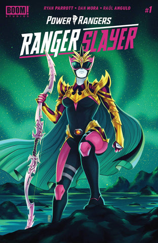 POWER RANGERS RANGER SLAYER #1 (2ND PTG) (C: 1-0-0) - Packrat Comics
