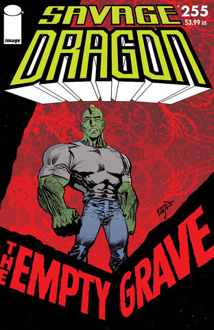 SAVAGE DRAGON #255 CVR A LARSEN (MR) - Packrat Comics