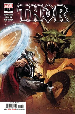 THOR #11 - Packrat Comics