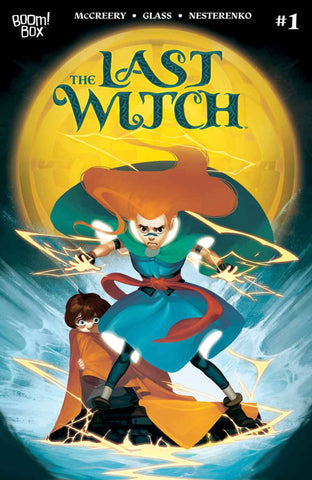 LAST WITCH #1 CVR A MAIN - Packrat Comics