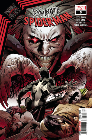 SYMBIOTE SPIDER-MAN KING IN BLACK #5 (OF 5) - Packrat Comics