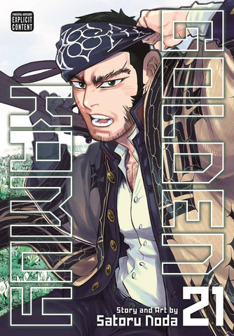 GOLDEN KAMUY GN VOL 21 (MR) (C: 0-1-1) - Packrat Comics