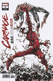 CARNAGE BLACK WHITE AND BLOOD #3 (OF 4) MCCREA VAR - Packrat Comics