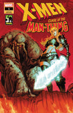 X-MEN CURSE MAN-THING #1 ZITRO VAR - Packrat Comics
